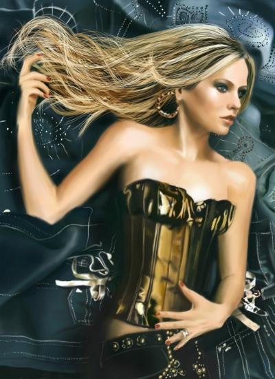 Avril Lavigne por artemis07